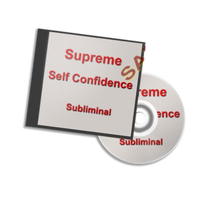 Product picture Supreme Self Confidence - Subliminal Affirmations - MP3
